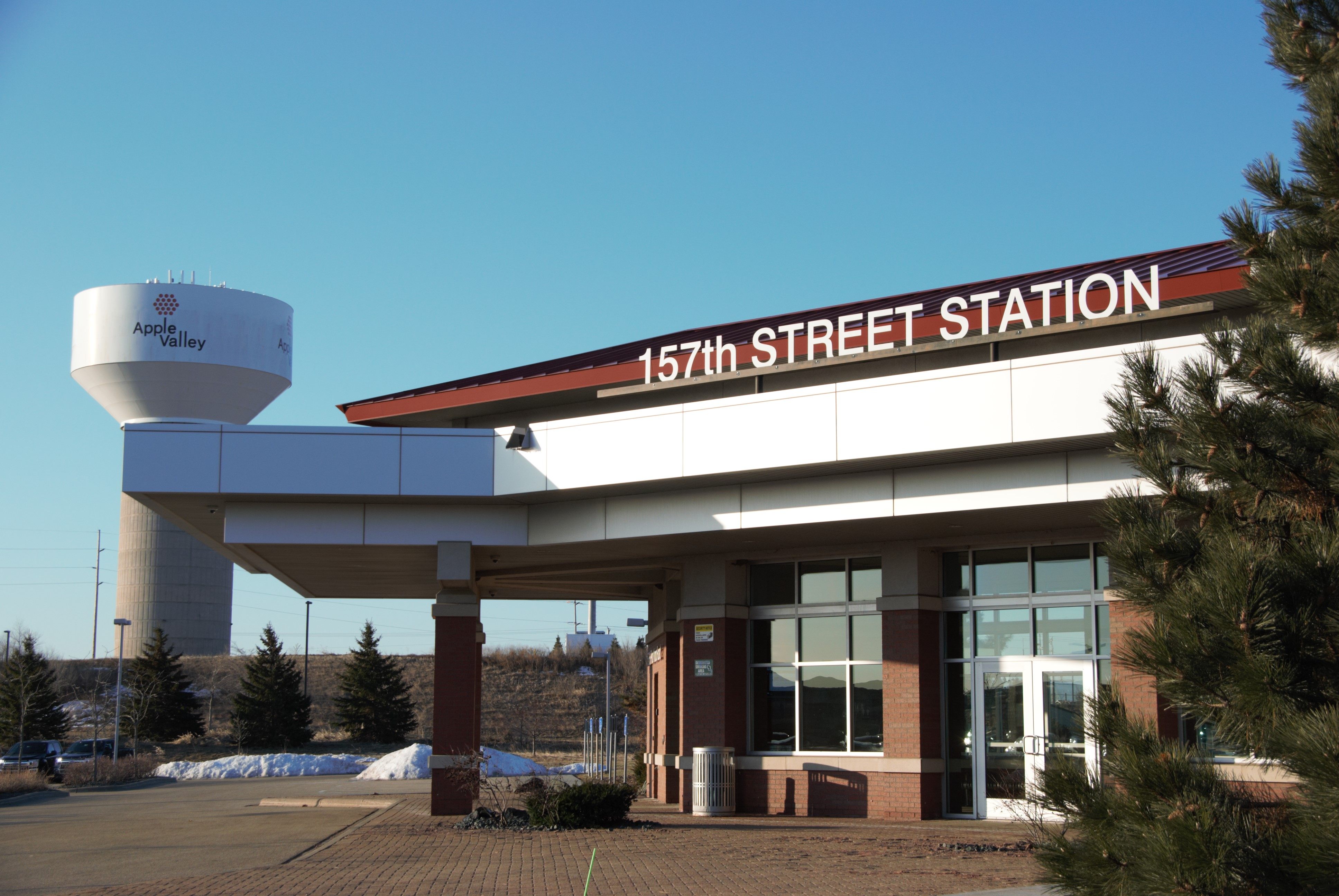 15th Street Station is located at the intersection of County Road 46 and Pilot Knob Road in Apple Valley, MN