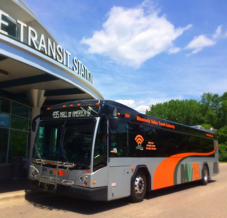 Route service changes set for August 19.