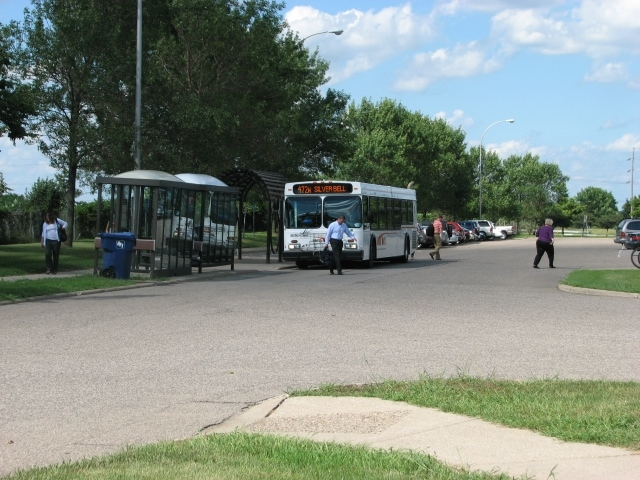 Asphalt repair work is expected to begin Aug. 28 at Blackhawk Park and Ride.